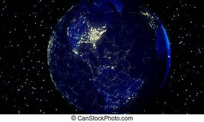 era., global, moderne, connectivité