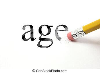 Erase your age