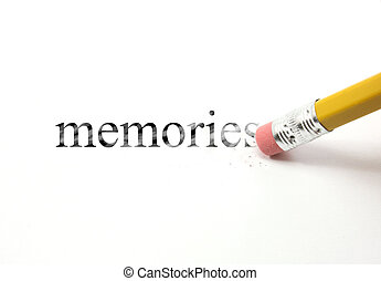 Erase your memories