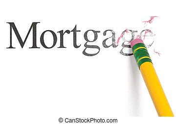 Erasing Mortgage