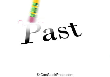 Erasing the Past with Pencil Eraser