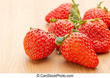 erdbeer, ende