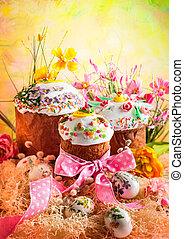 eredet, húsvét, aprósütemény