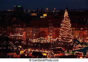 Erfurt christmas market 19