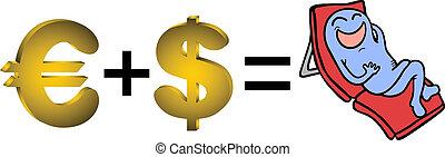 ergebnisse, geld