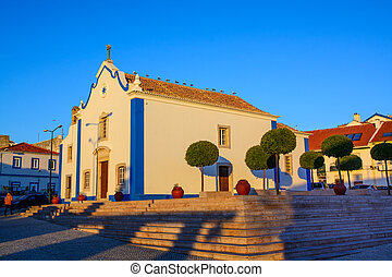 Ericeira village, Portugal. - Ericeira Portugal. 22 December...