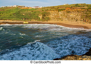 Ericeira village, Portugal. - Ericeira Portugal. 30 August ...