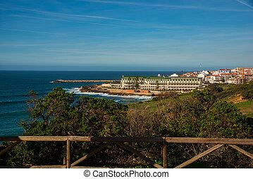 Ericeira village, Portugal.