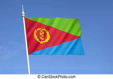 eritrea vlag