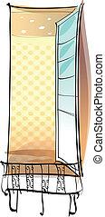 erkély