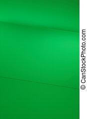 erleuchtet, linien, plastik, grün, retro, hintergrund