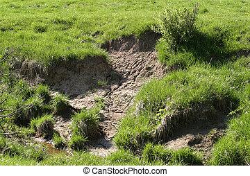 erosión del suelo, 3
