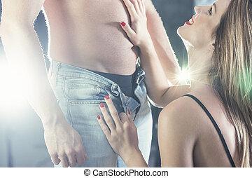 Erotisk läsning för par
