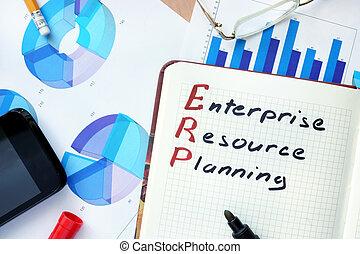 erp, 계획, 자원, 기업