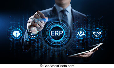 erp, 기업, 자원, 계획, 체계, 소프트웨어, 사업, technology.