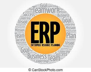 erp, -, 기업, 자원, 계획