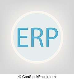 ERP (Enterprise Resource Planning) concept