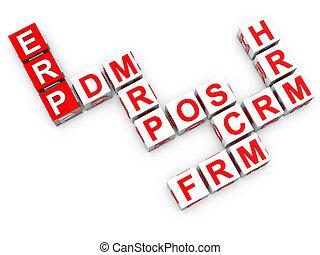 erp, planificação, recurso, enterprice