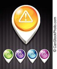 error 3d icon