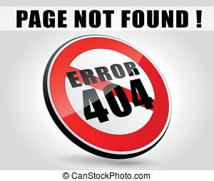 error 404 3d