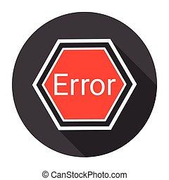 Error 404 Not Found Computer Icon