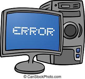 Error pc