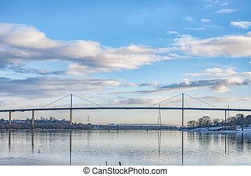 erskine, γέφυρα