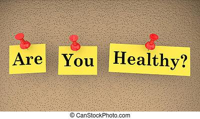 esame, dieta sana, illustrazione, idoneità, prova, lei, condizione, 3d