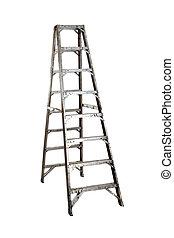 escada, aberta