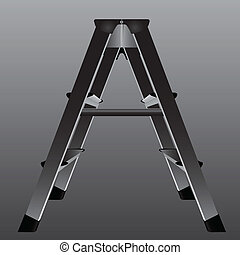 escada, industrial