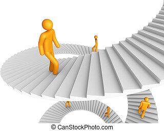 escada, sucesso