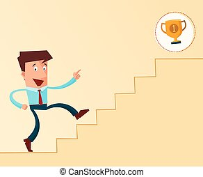 escadaria, sucesso