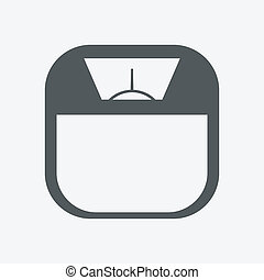 escala, icono