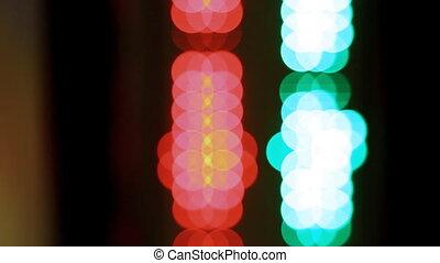 escalator arrow light - editor cut