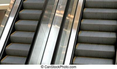 escalator, loop