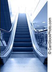 Escalator move up