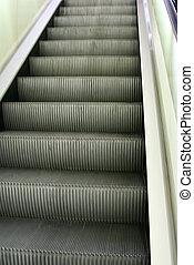 Escalator - way up