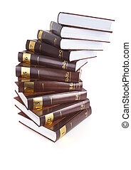 escalera, enciclopedia