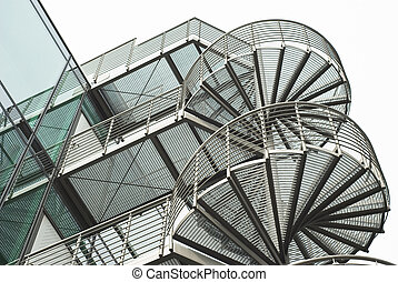 escalier, élément architectural