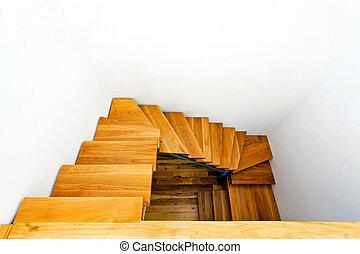 escalier, 2