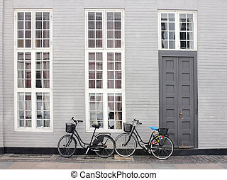 escandinavo, rua