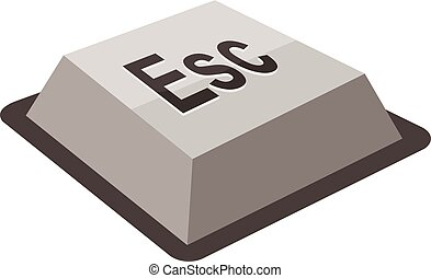 escape keyboard button