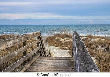 Escape To The Beach