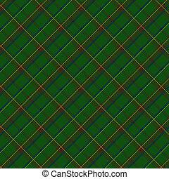 escocés, tela