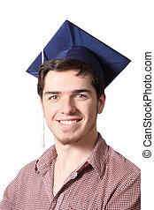 escola secundária, graduado