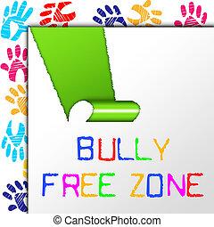 escola, valentão, zona, assistência, livre, intimide, indica