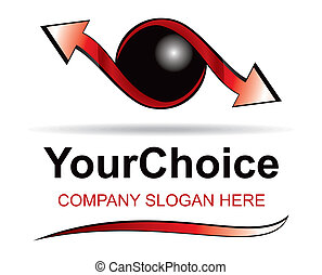 escolha, ícone