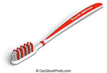 escova, dente