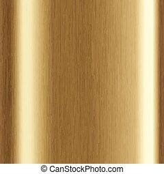 escovado, 1401, metal, ouro