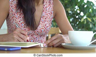 escreva, mulher, diário